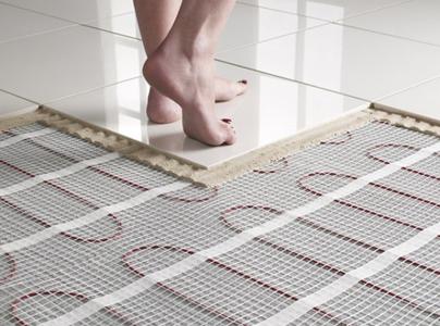 Vloerverwarming In Woonkamer : Energieambassadeurs vloerverwarming